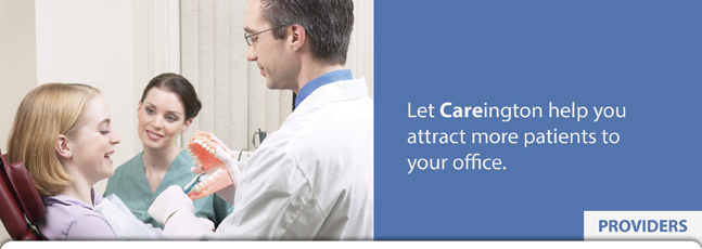 Careington Dental Network header